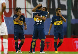 BOCA JUNIORS VENCIÓ A BANFIELD